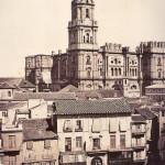 Fotos para la Historia: la Catedral y la Plaza de la Constitución