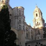 La Manquita, Catedral de Málaga en Sol y Sombra
