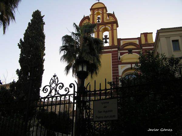 Iglesia de San Agustin en Málaga