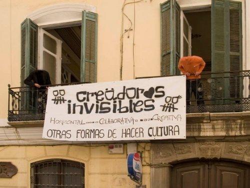Casa Invisible, Malaga