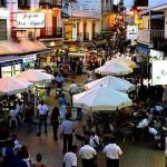 La Calle San Miguel, la vía comercial de Torremolinos