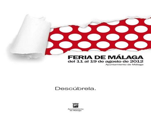 Cartel Feria de Malaga
