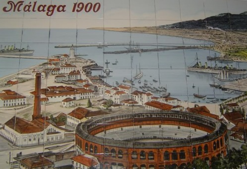 Malaga siglo XX