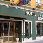 Hotel Don Paco, cerca del centro de Málaga