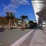 Muelle Uno, centro comercial del puerto de Málaga
