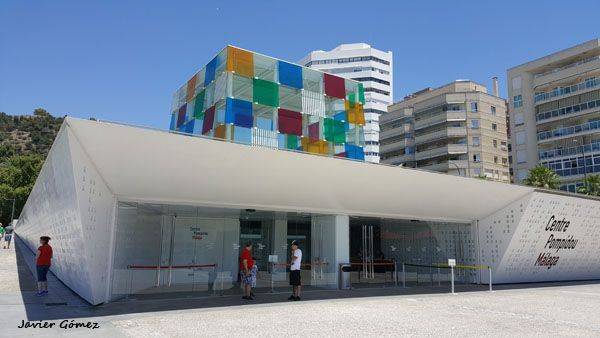 Centro Pompidou de Málaga 01