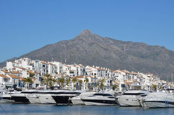 Pernoctaciones en Malaga - estadisticas